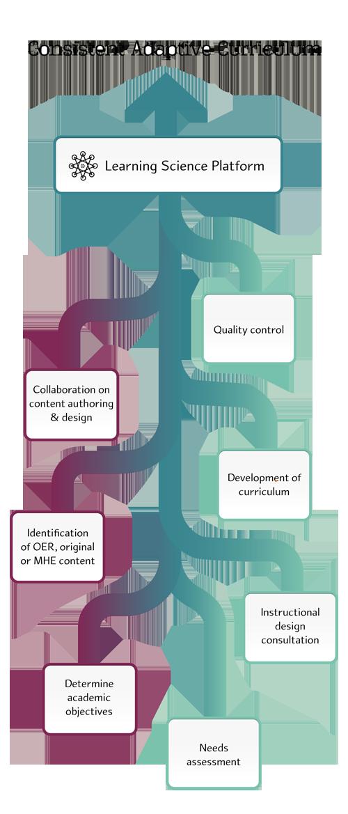 Curriculum Design & Development chart