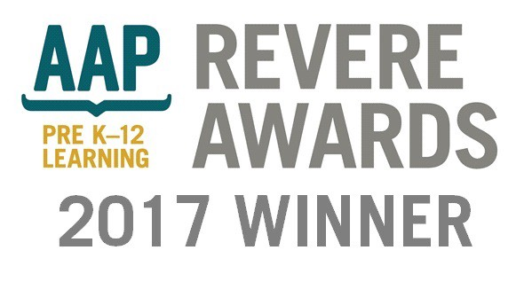 AAP Revere Awards 2017 Winner logo