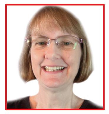 Photo of Lisa Erpelding, Software Engineer