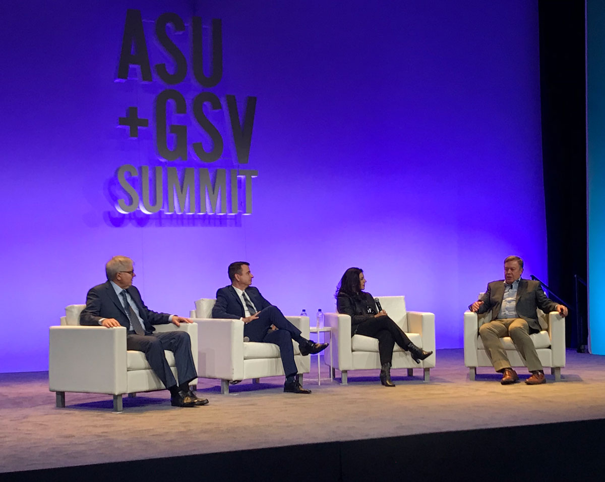 McGraw Prize Winners at ASU GSV Summit