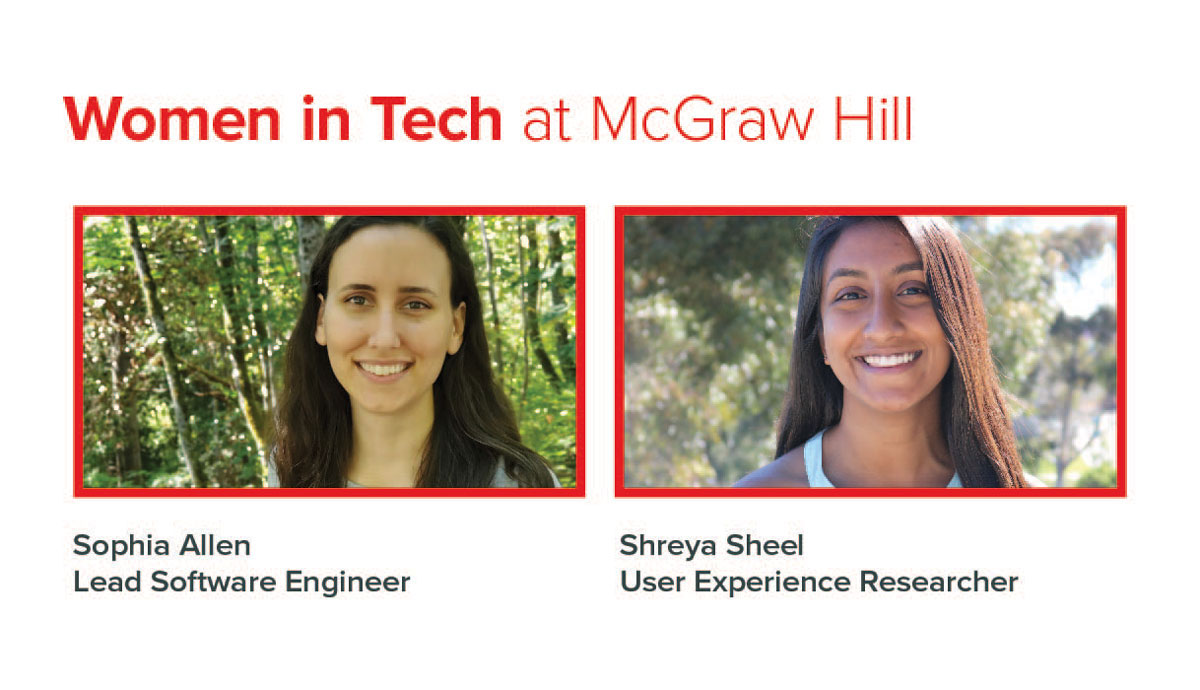 Women in Tech at McGraw Hill