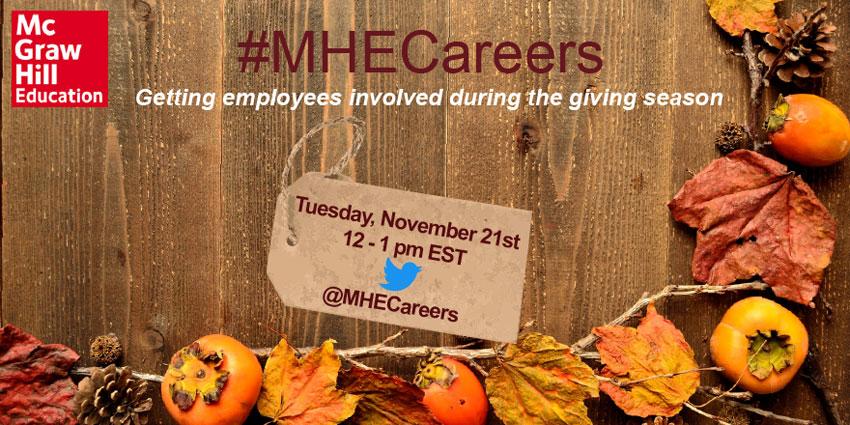 #MHECareers November