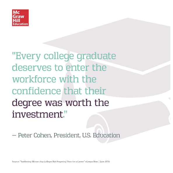 Peter Cohen's Quote for eCampus News