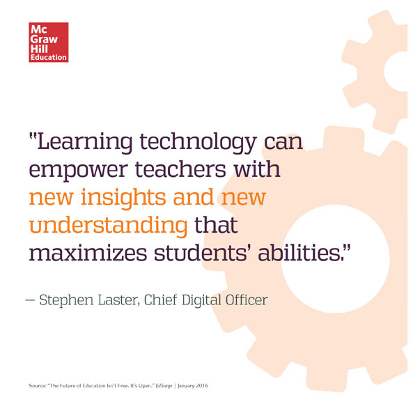 Technology And Education Quotes: Six Benefits Of Personalized Learning Technology