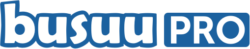 busuu PRO logo