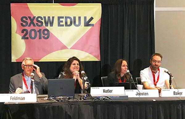 SXSW EDU 2019 Panel