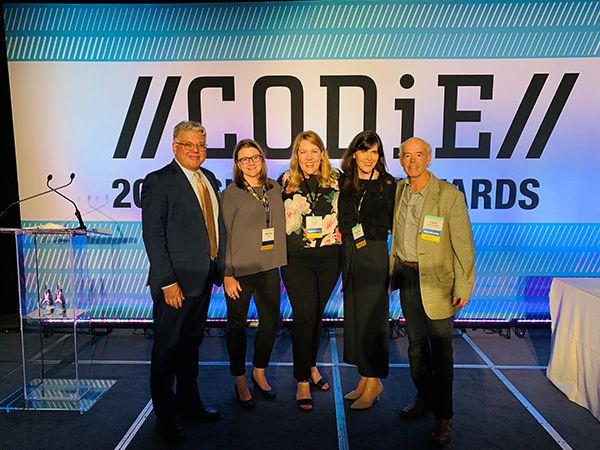 CODiE 2019 Award
