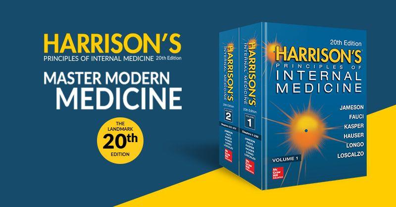 Harrison's Master Modern Medicine 20th edition promo
