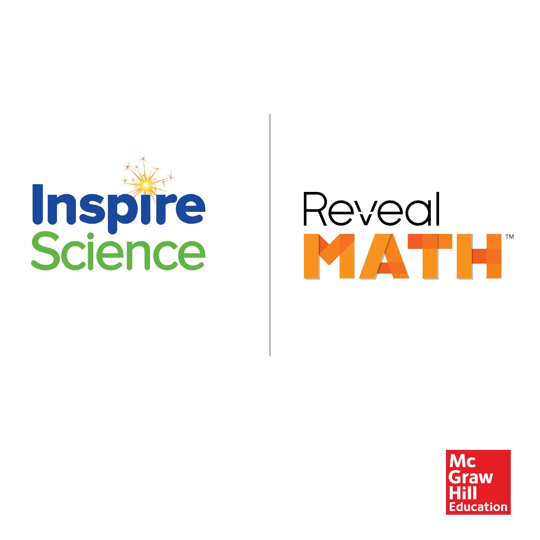 Inspire Science and Reveal Math