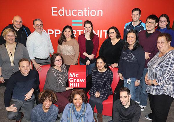 McGraw-Hill employees
