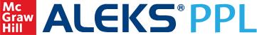 ALEKS PPL logo.