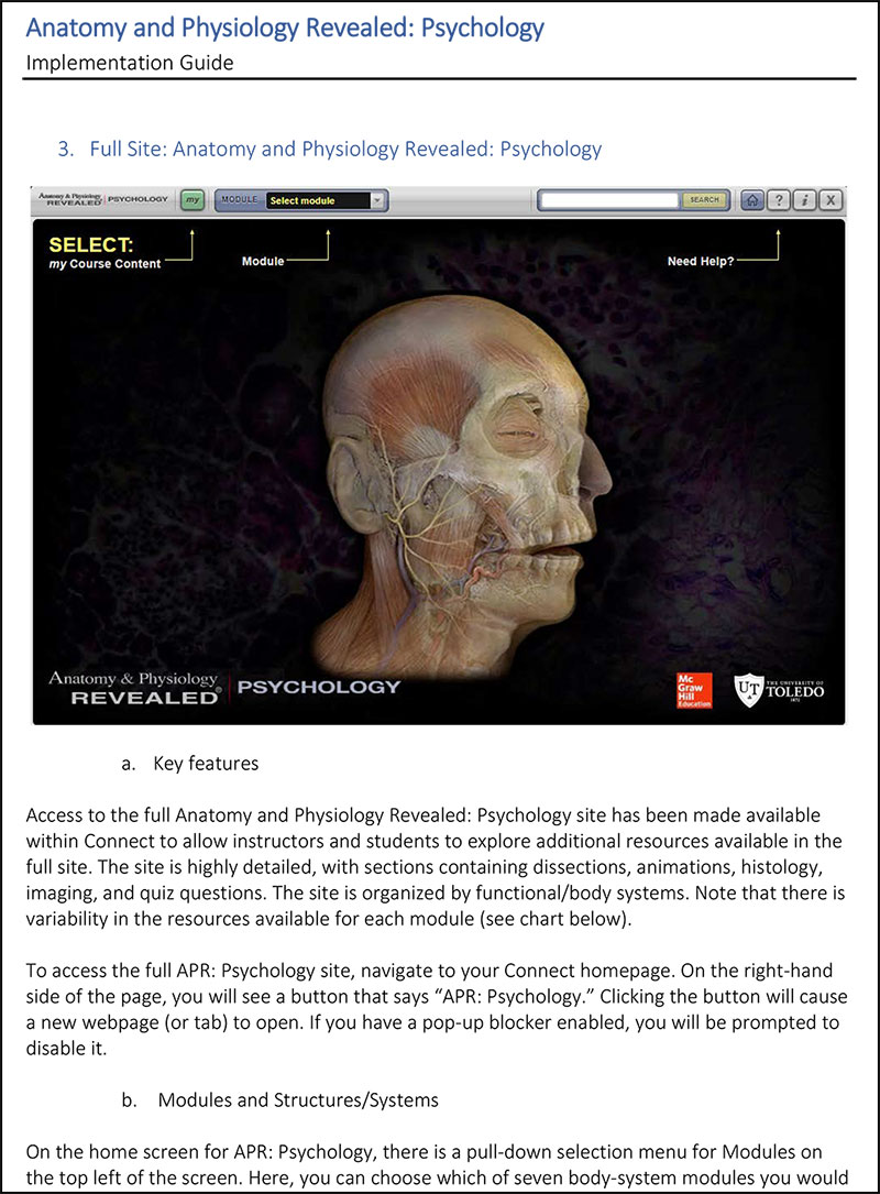 Mcgraw Hill Education Anatomy Physiology Revealed