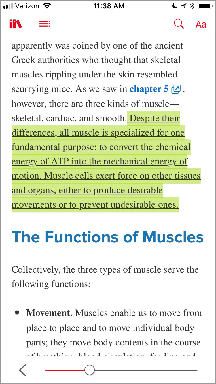 What's New for Anatomy & Physiology