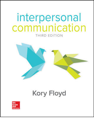 Interpersonal communication research paper