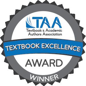 Textbook & Academic Authors Association Textbook Excellence Award