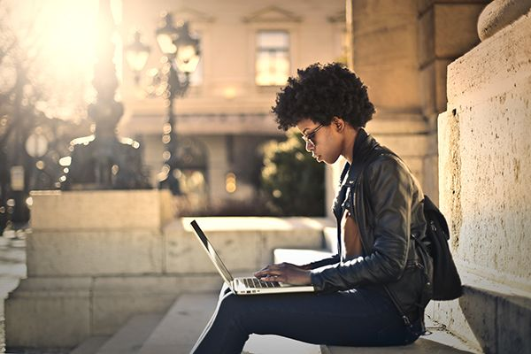 Yes, You Will Need Internet Access: Preparing Students for Online Classes