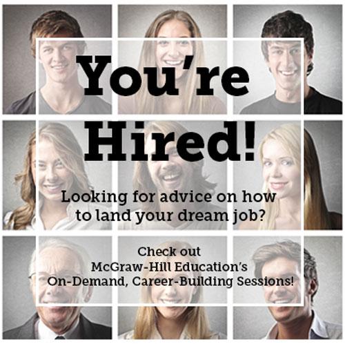 'You're Hired!' - 7 On-Demand, Career-Building Workshops