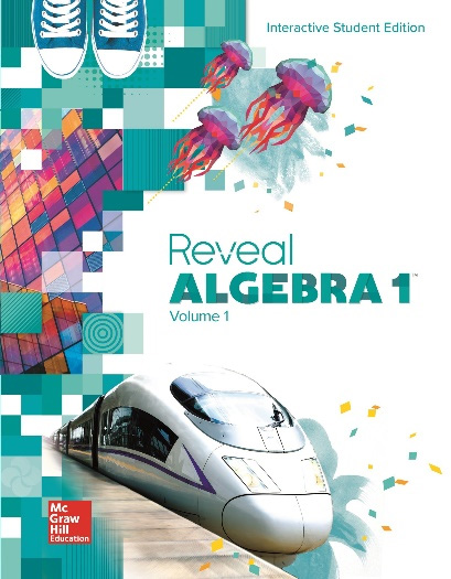 Reveal Math cover