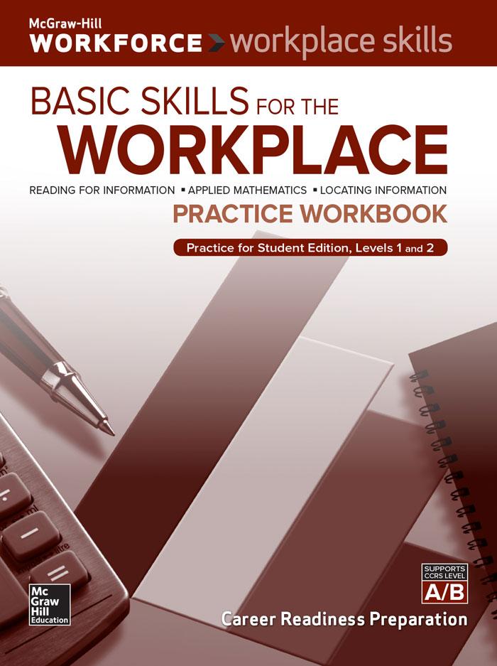 Workplace Skills Practice Workbooks
