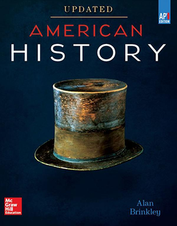 American History, Updated cover