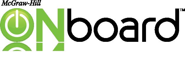 McGraw-Hill ONboard™ logo