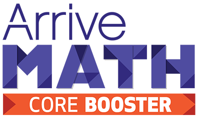 Arrive Math logo