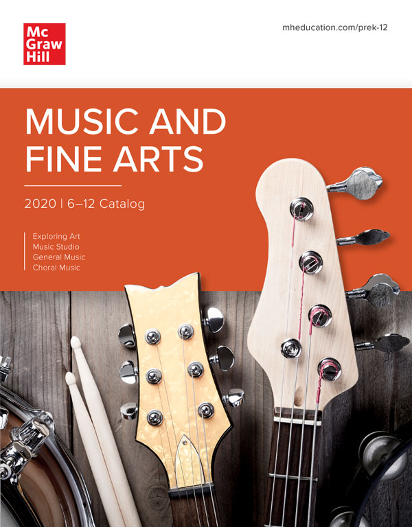 Music and Fine Arts Catalog