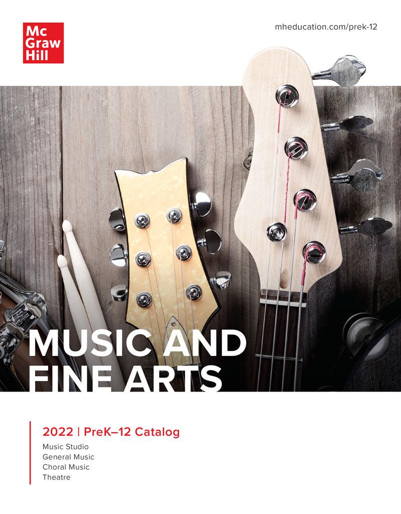Music and Fine Arts Catalog
