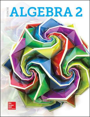 Glencoe Algebra 2 cover