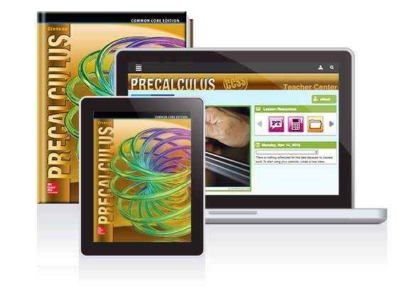 High School Algebra, Geometry, & Precalculus | Grades 9-12