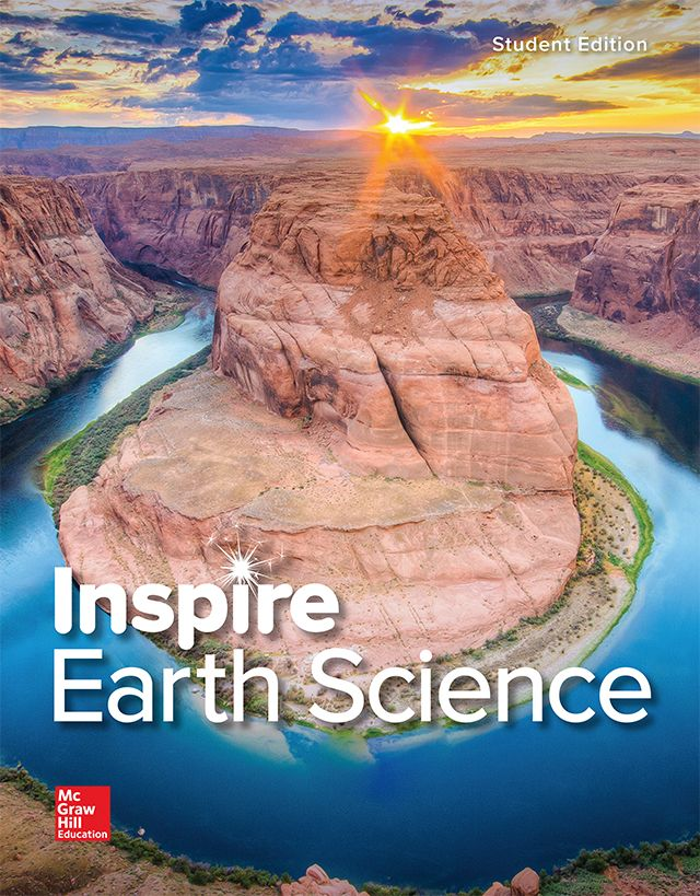Inspire Earth Science cover