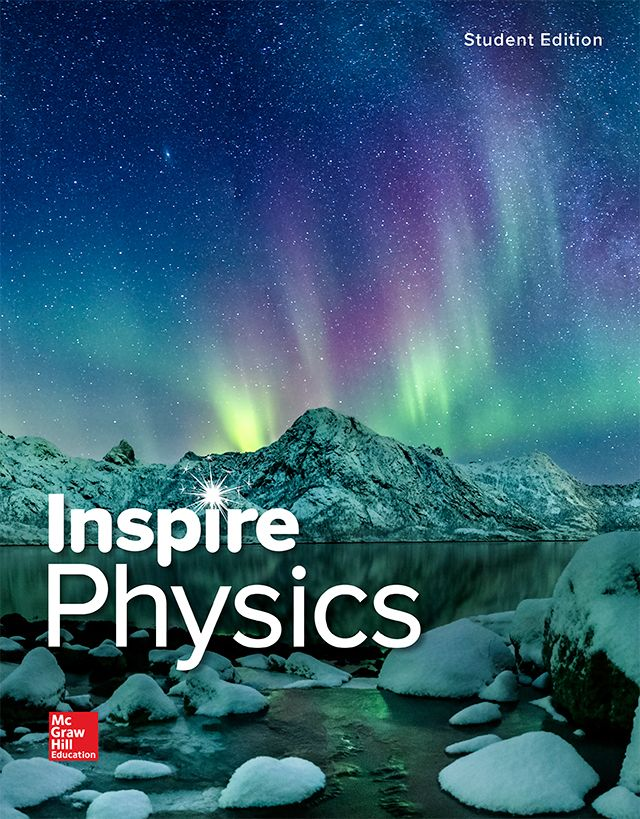 Inspire Physics cover