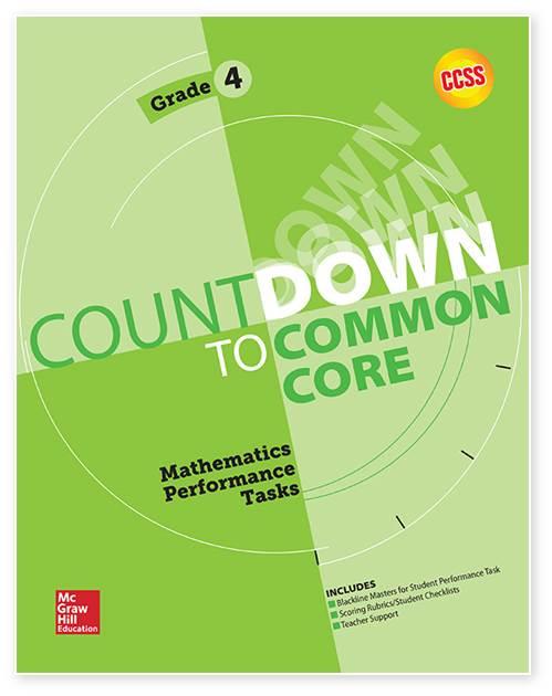Countdown to Common Core