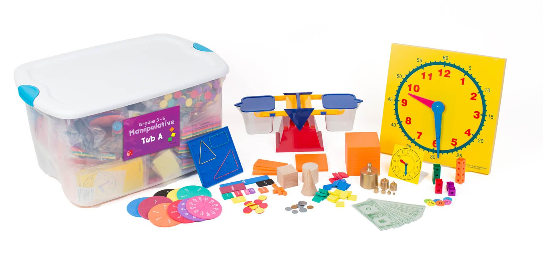 Classroom Manipulative Kit