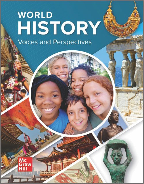World History: Voices and Perspectives cover