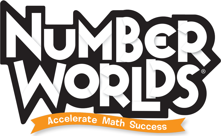 Number Worlds logo