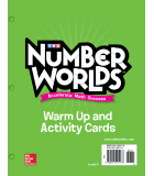 Number Worlds Warm Up and Activity Cards