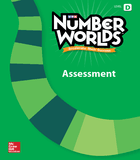 Number Worlds Assessment Book