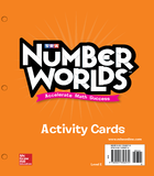 Number Worlds Activity Cards