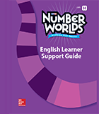 Number Worlds English Learner Support Guide