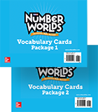 Number Worlds Vocabulary Cards