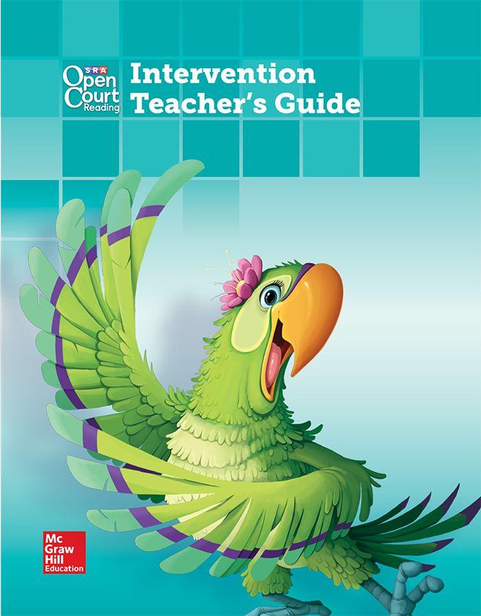 Cover of Grade 5 Intervention Teacher's Guide