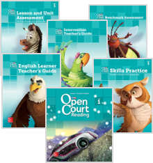 Core Reading Curriculum Book Covers