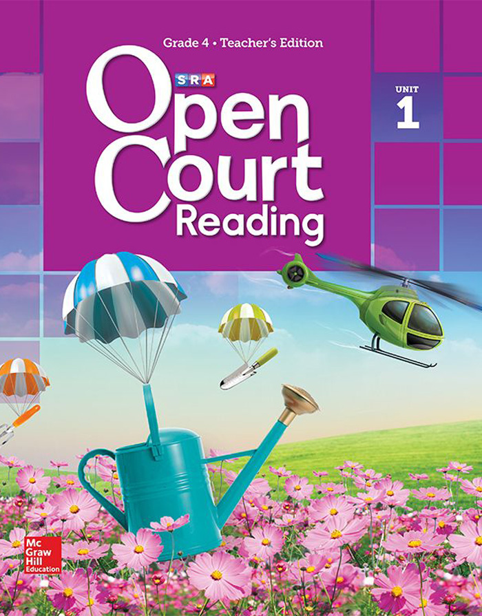 Cover of Grade 4 Teacher's Edition