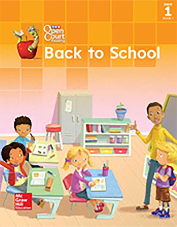 Cover of Grade 1 Big Books/Little Books