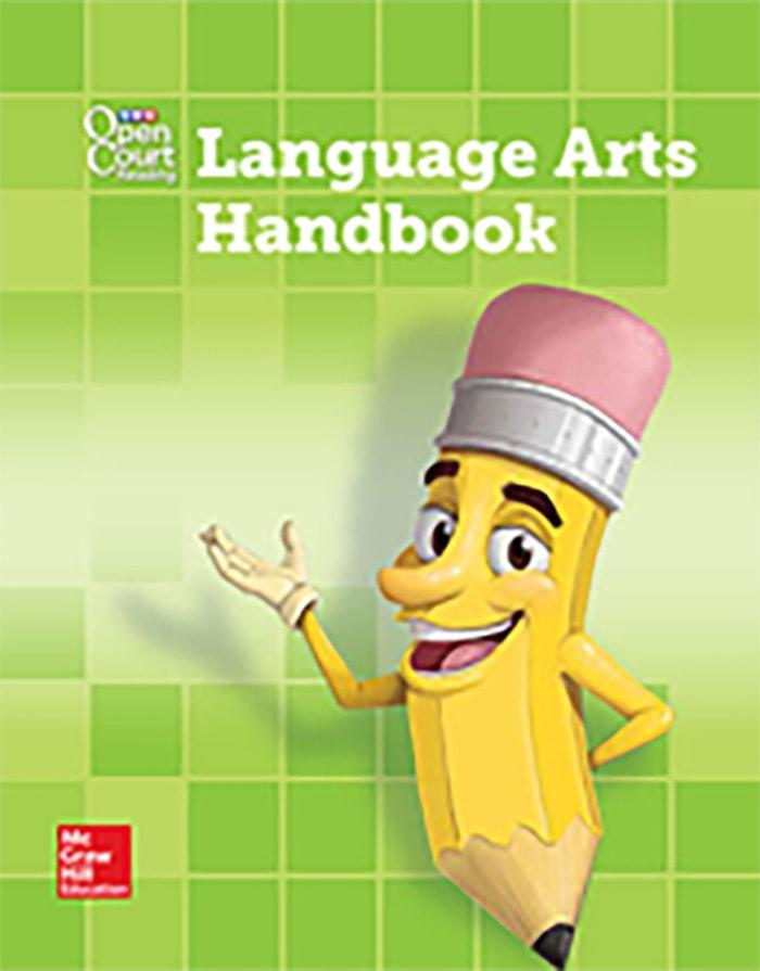 Cover of Grade 2 Language Arts Handbook