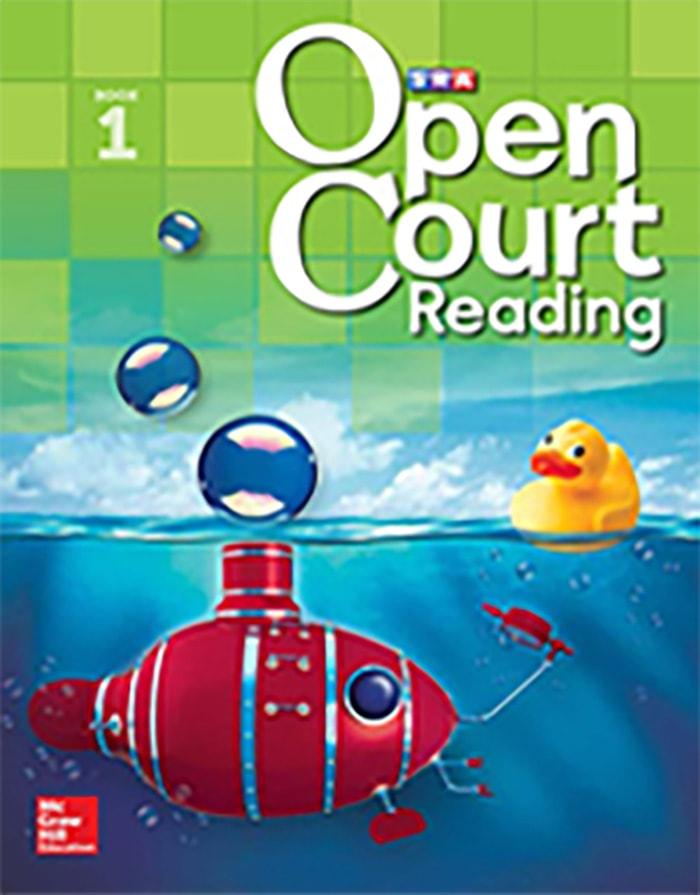Cover of Grade 2 Student Anthology Reader