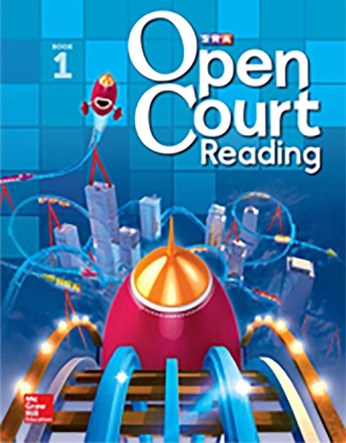 Cover of Grade 3 Student Anthology Reader