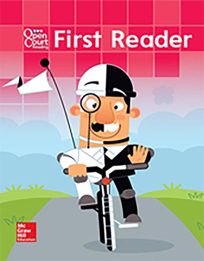 Cover of Grade K First Reader