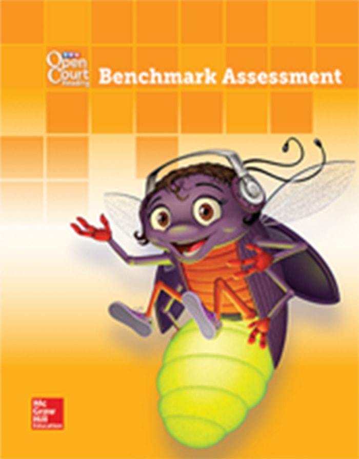 Cover of Grade 1 Benchmark Assessments
